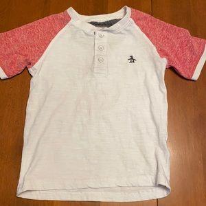Penguin boys size 5T t-shirt